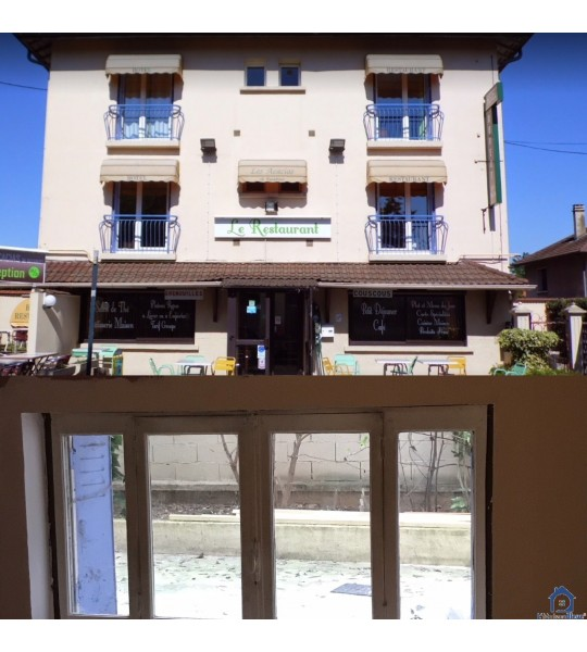 Rénovation Hotel Les Acacias de Ratabizet (69)