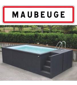 Container piscine 5M25x2M55x1M26 Maubeuge (59)