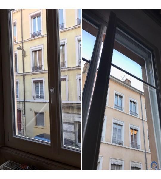 Changer les fenêtres rue d'Aguesseau 69007 Lyon