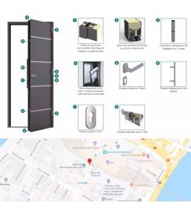 Changer les fenêtres rue Dugas-Montbel 69002 Lyon
