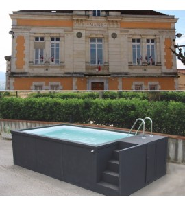 Anneyron (26) piscine container mobile 5M25x2M55x1M26