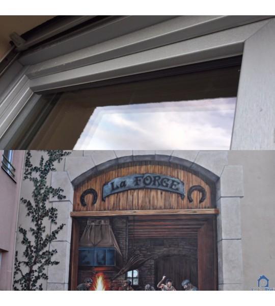 Changer les fenêtres rue de la république 69740 Genas