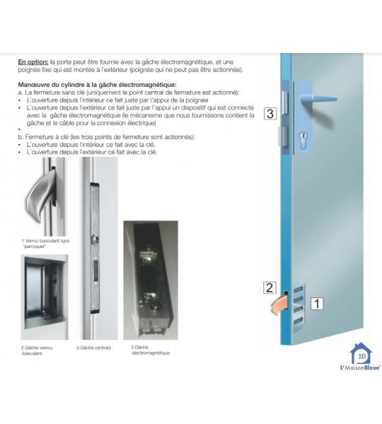 Changer porte palière sur mesure Décines-Charpieu (69150)