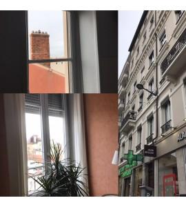 Changer fenêtres et volets roulants avenue des Frères Lumière 69008 Lyon