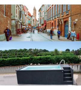 31300 Toulouse Container piscine 5M25x2M55x1M26