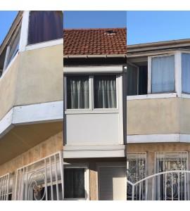 Changer les fenêtres rue de la Perche 69190 St Fons