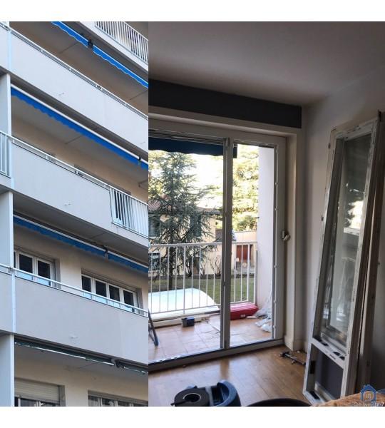 Changer les fenêtres rue de la Tarentaise 69300 Caluire et Cuire