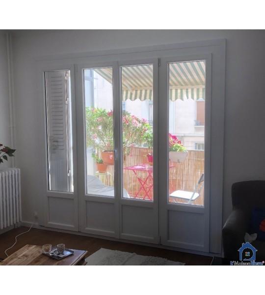 Changer les fenêtres rue Feuillat 69003 Lyon