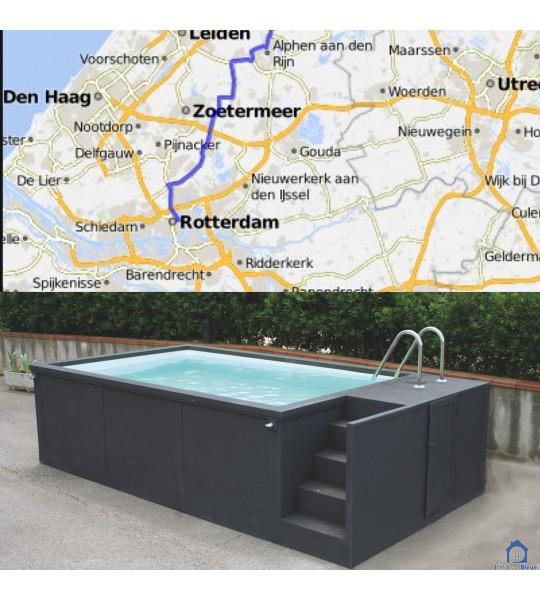 Container pool Rotterdam 5M25x2M55x1M26