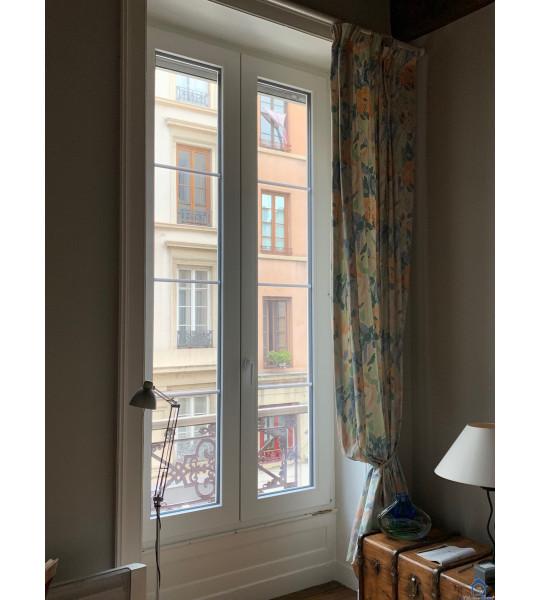 Rue Garibaldi (69006) menuiserie phonique