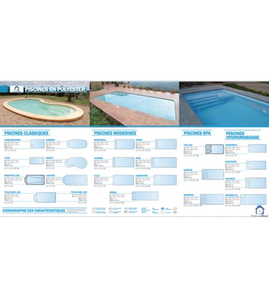 Herstal 8M50x4M20x1M50 piscine rectangulaire (Belgique)