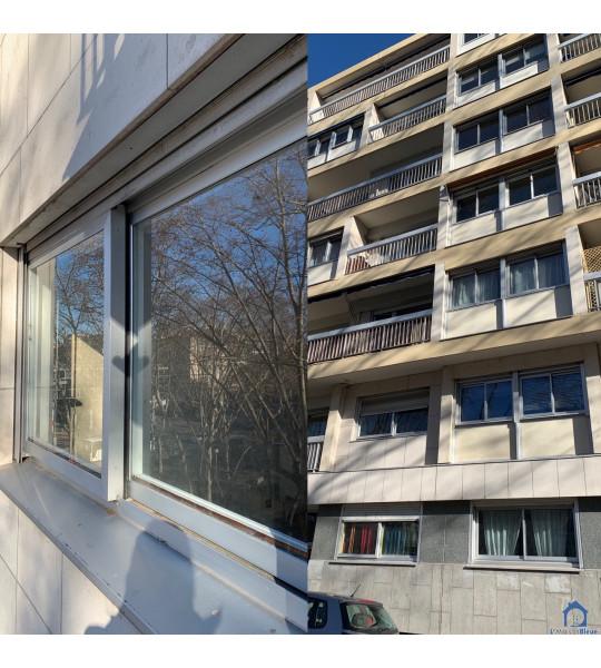 Changement fenêtres rue Léon Jouhaux (69003) Lyon