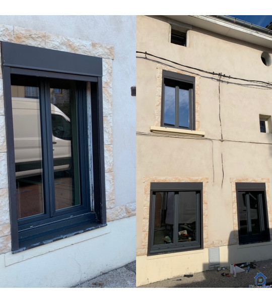 Changer les fenêtres 69230 Saint-Genis-Laval