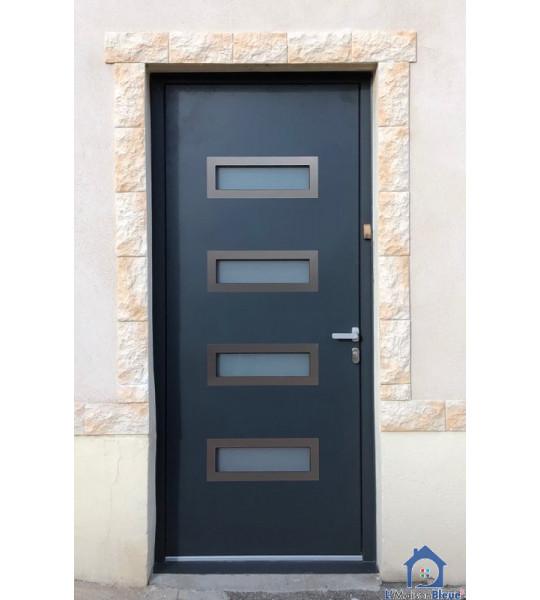 Pose porte d entrée ALU (69230) St Genis Laval