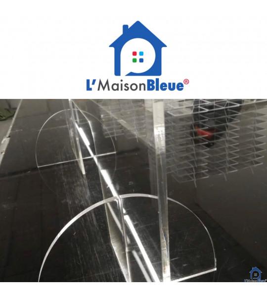 1 Protection plexiglass Largeur 900 x Hauteur 700