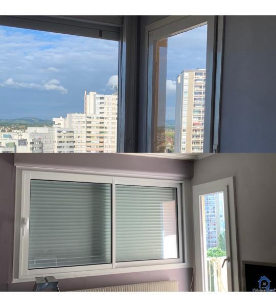 Changement fenêtres rue Victor Lacaille D' Esse 71100 Chalon-sur-Saône