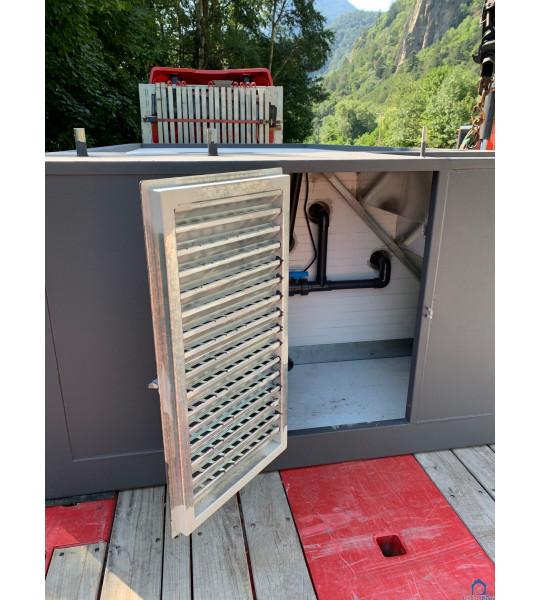 86440 Migné-Auxances Container piscine 5M25x2M55x1M26