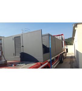 Piscine container mobile Lyon 5M25x2M55x1M26