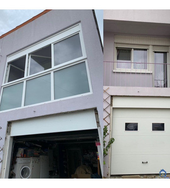 Amélioration fermeture de balcon 69330 MEYZIEU