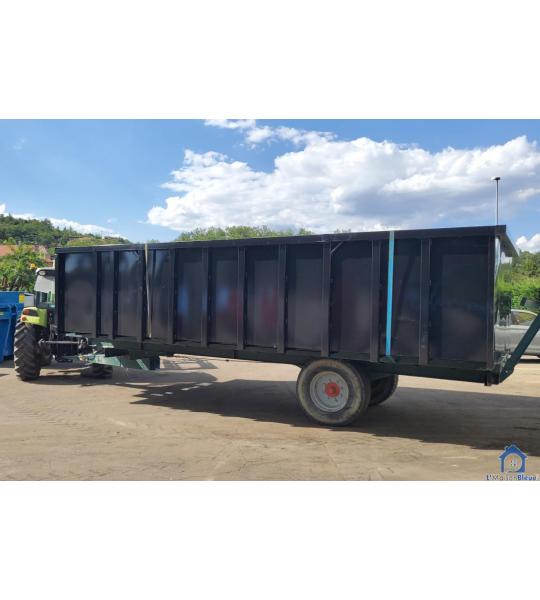 Yvoire (74140) Piscine Container en acier 9Mx3M90x1M50