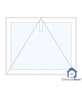 Négoce Usine Menuiserie Pvc Garantie 10 Ans Fenêtre à Soufflet 500x500