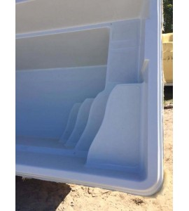 Kit piscine coque pas cher livraison france enti re en for Autorisation pour piscine