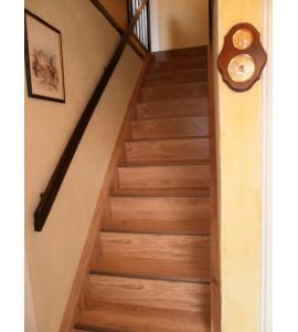Habillage Escalier droit 18 marches