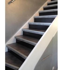 Habillage Escalier droit 20 marches