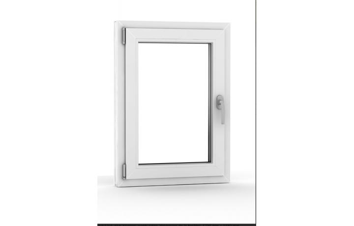 Fen tre 1 vantail ouverture droite ou gauche 600x500 for Fenetre 1 vantail