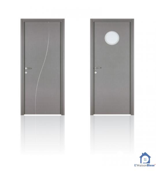 Renovation porte interieur habillage id es d coration for Habiller un encadrement de porte