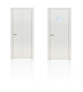 880x2000 Kit habillage porte intérieure