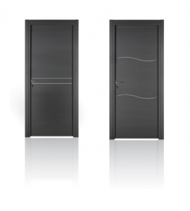 880x2000 Décoration porte intérieure