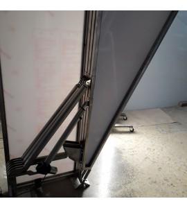 Abri Quad GALVA 3M30x4M50