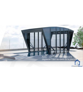 fabulous abri piscine inox mxm prix with prix piscine inox. Black Bedroom Furniture Sets. Home Design Ideas