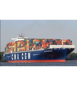 Émirats arabes unis Piscine container 13M70x2M50x1M60