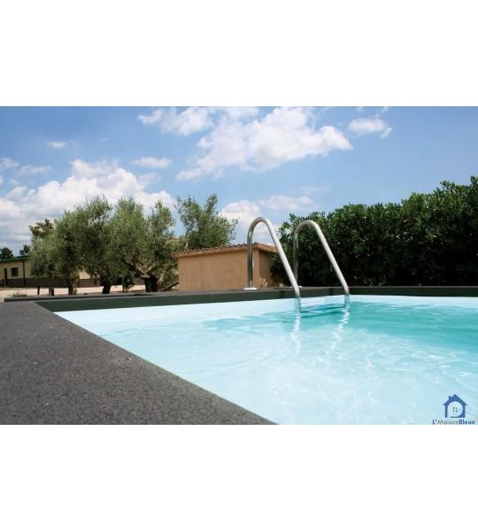 Conteneur piscine mobile 5M25x2M55x1M26