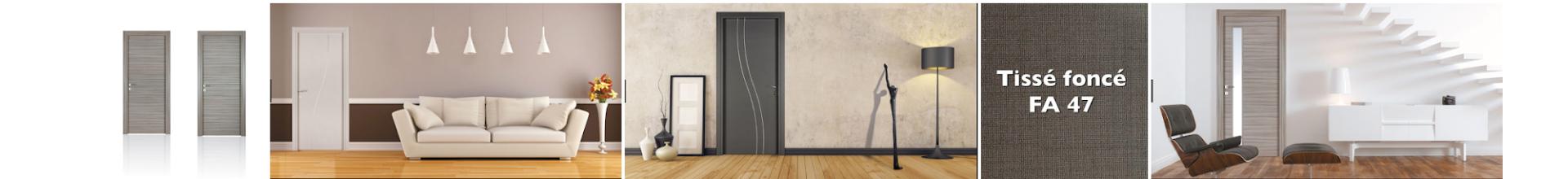 Un kit rénovation porte intérieure bien pensé pour portes intérieures